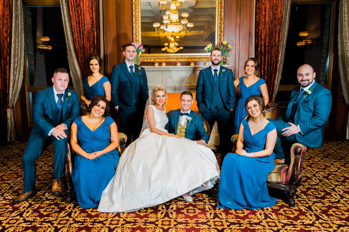 Mount Errigal Hotel Letterkenny Wedding - Nuala + Gareth
