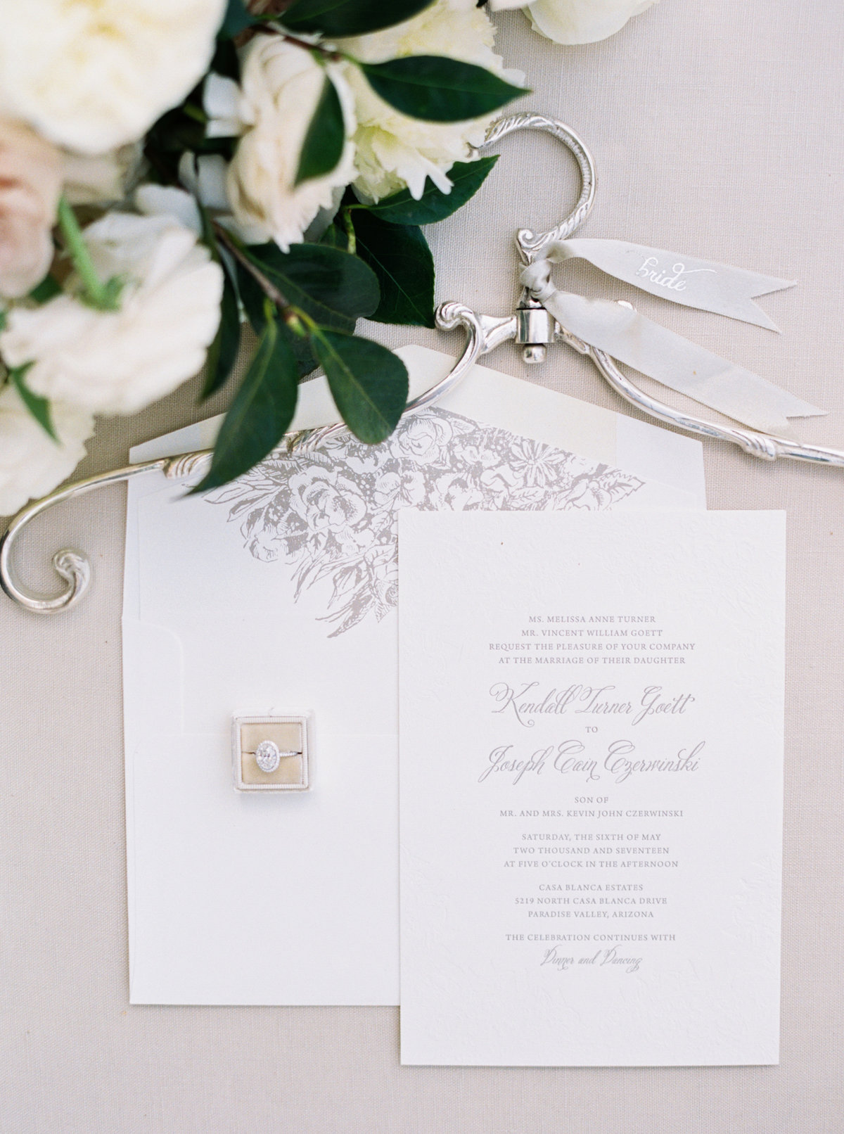 Phoenix, Arizona Wedding - Mary Claire Photography-37