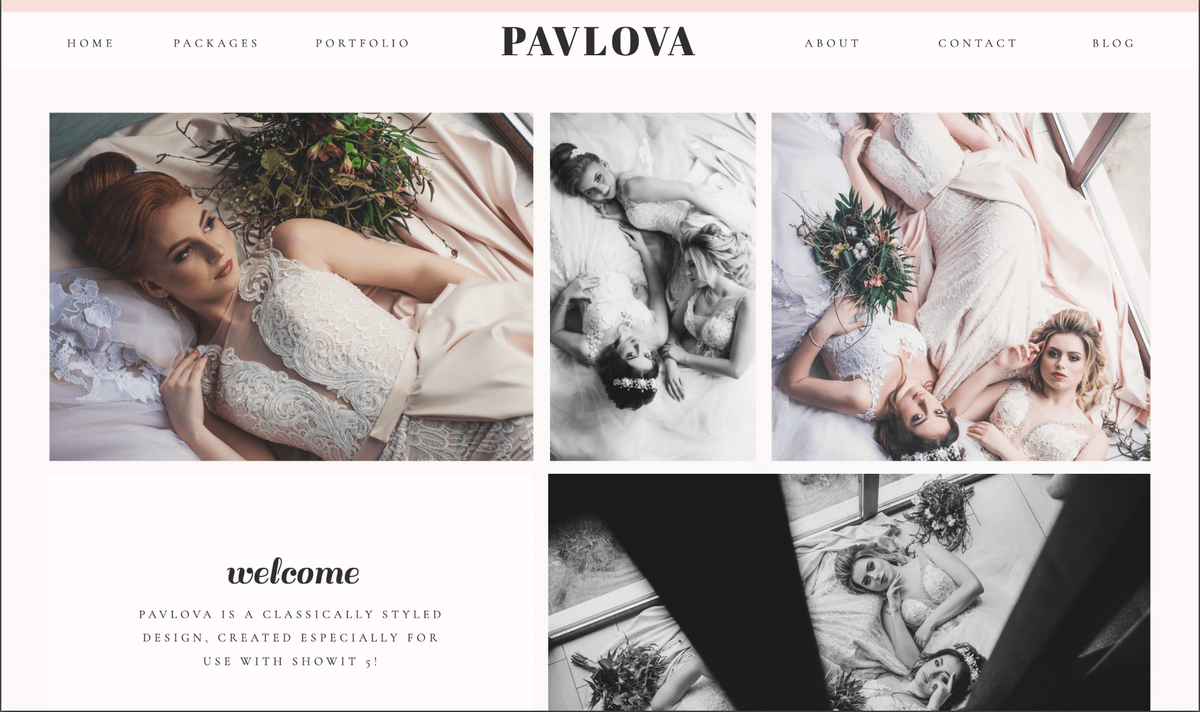 Pavlova Showit Website Template desktop_1