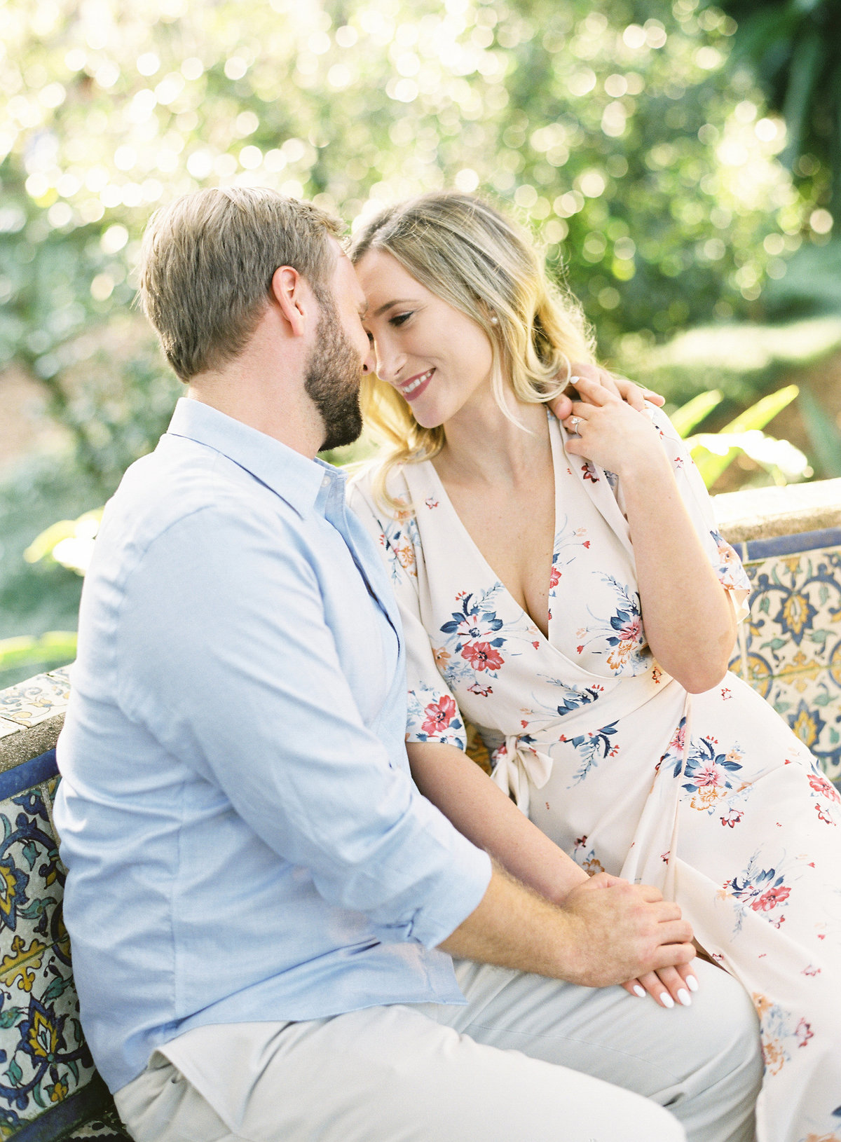 Bok_Tower_Garden_Film_Fine_Art_Engagement_Session-25
