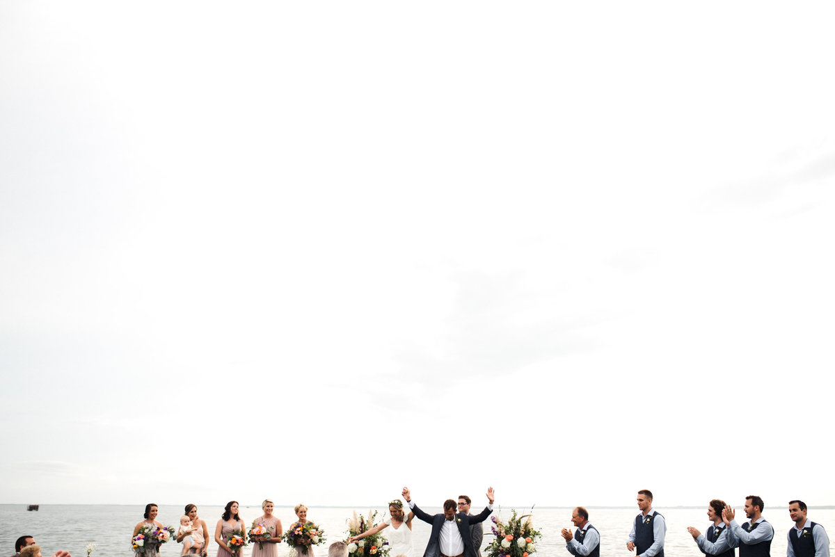 Outer Banks Whalehead Club Wedding 90