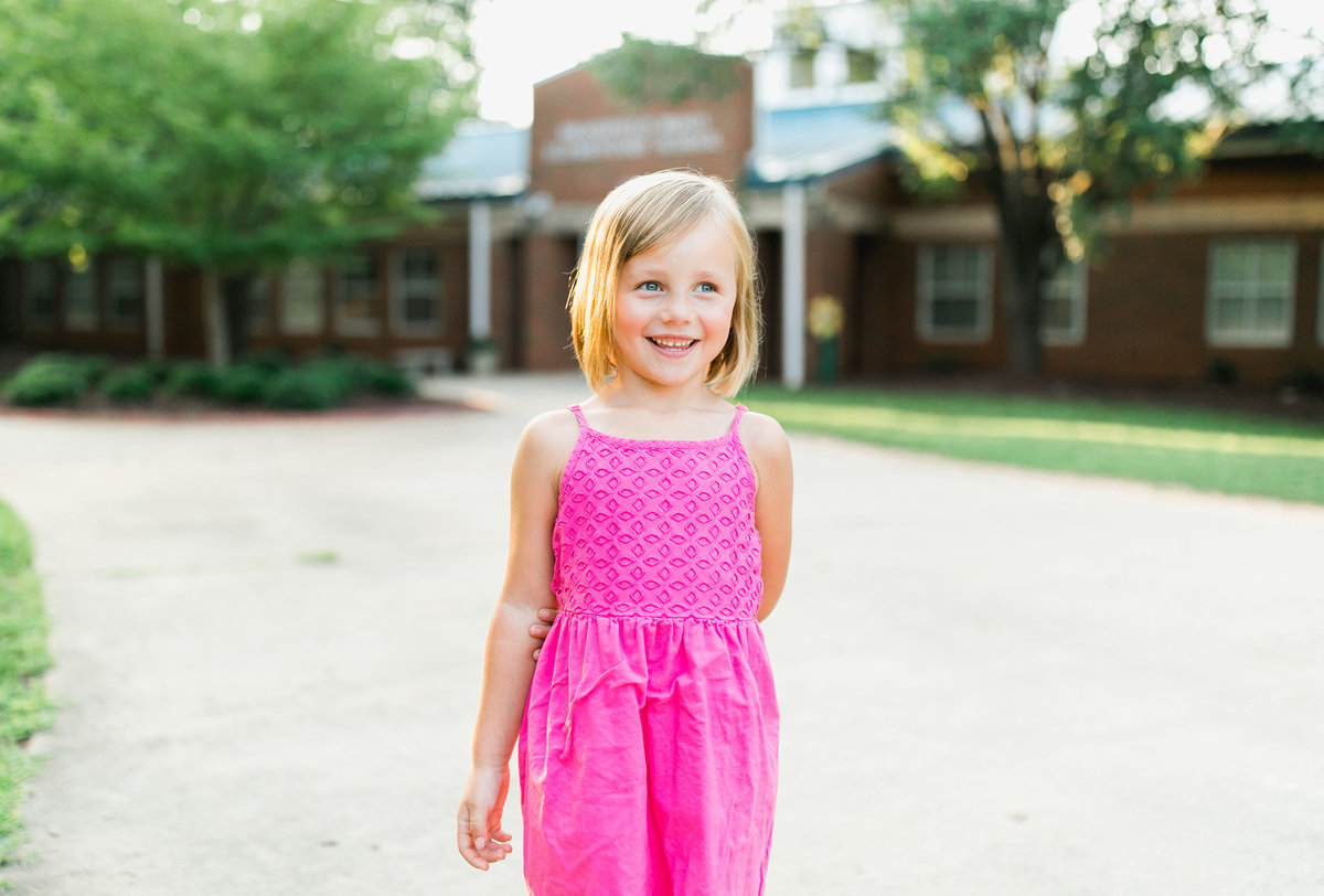 Raleigh Kid Portrait Photographer