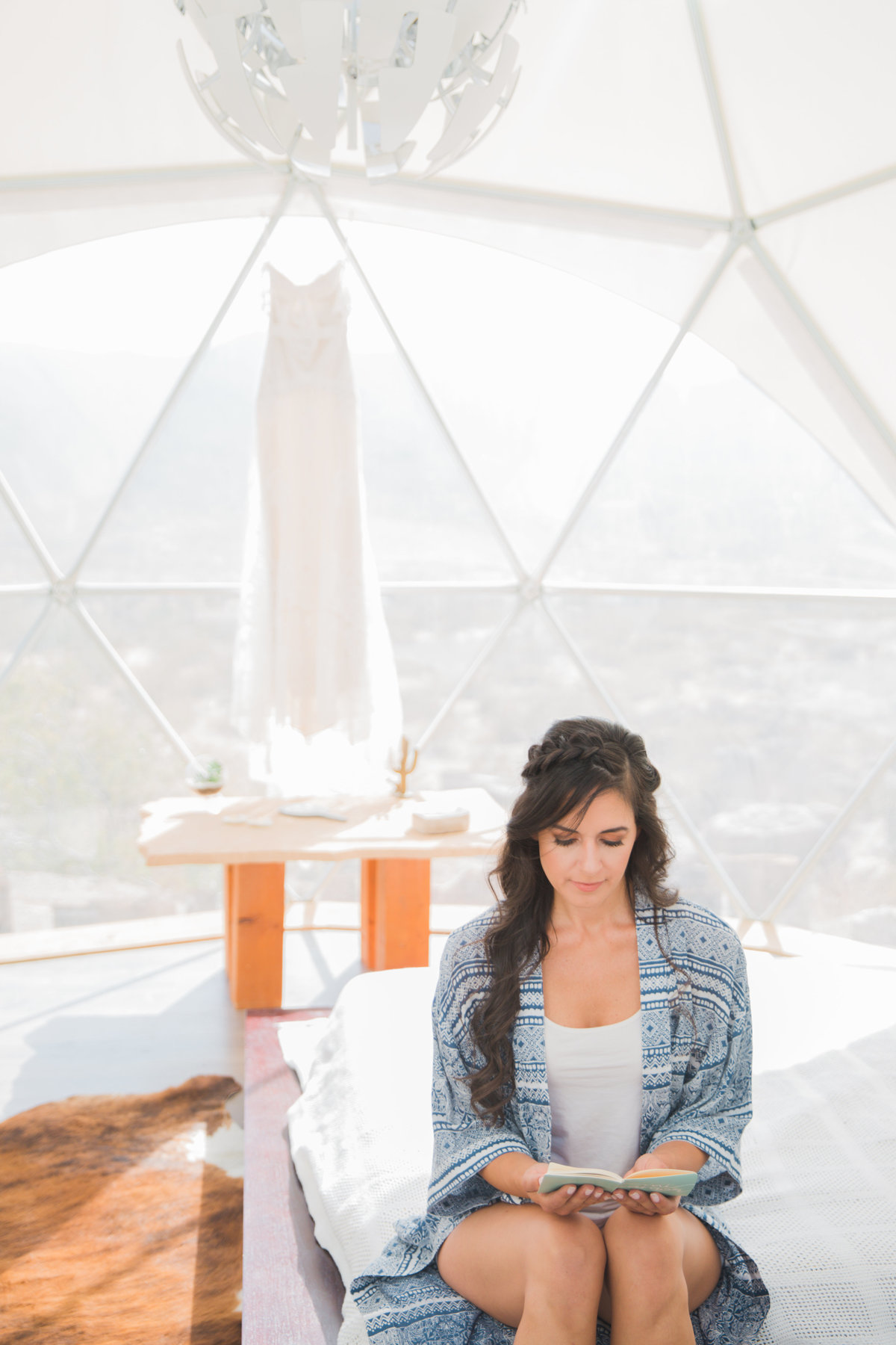 Joshua Tree Destination Wedding- Photographer Erica Melissa