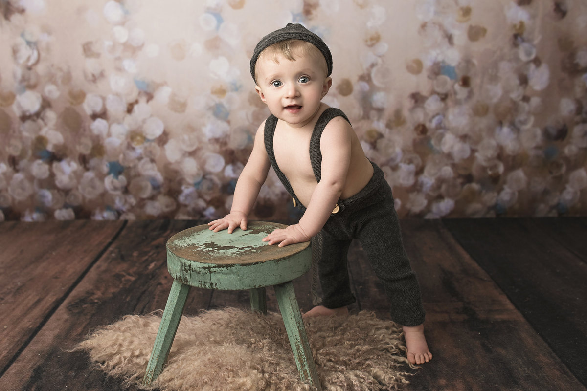 Columbus Ohio Baby Photographer Milestone Session (3)