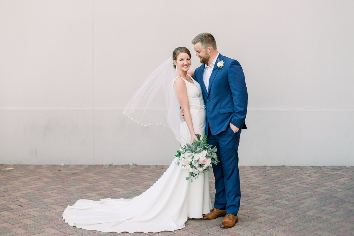 Brittany & Nick's Wedding  |  Jenna Davis Photography-137