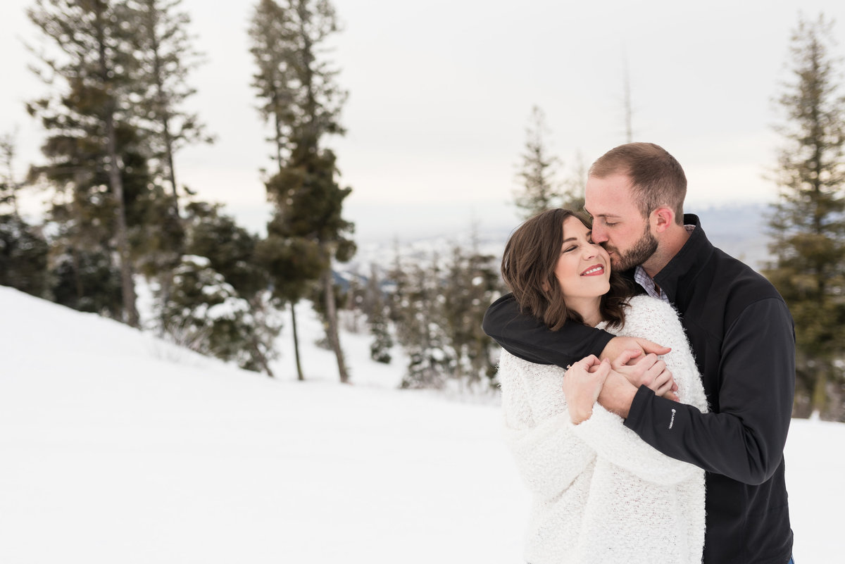 A  Winter Bogus Basin Engagement Shoot 013