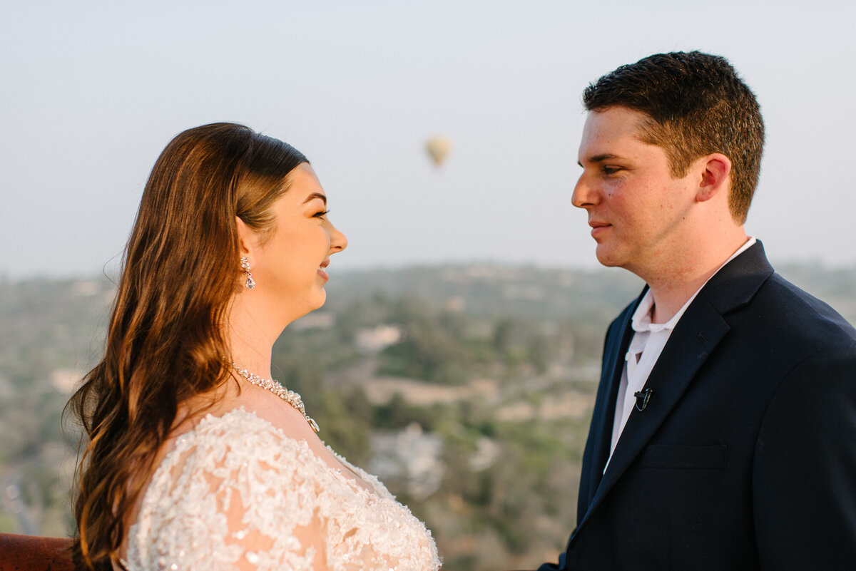 Hot Air Balloon Elopement Marie Monforte Photography-130