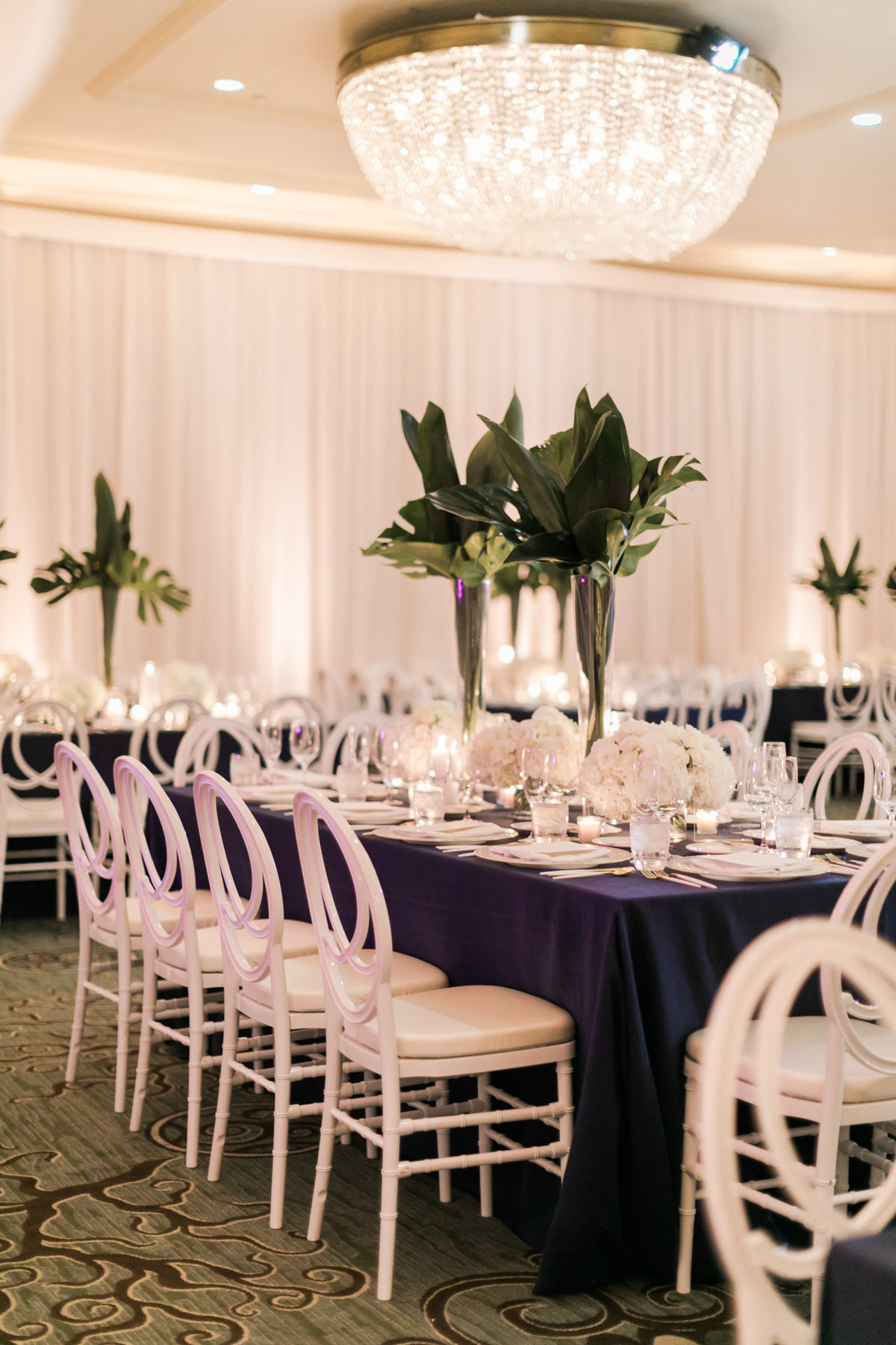 Tropical_Modern_Fairmont_Santa_Monica_Navy_Pink_Wedding_Valorie_Darling_Photography - 112 of 146
