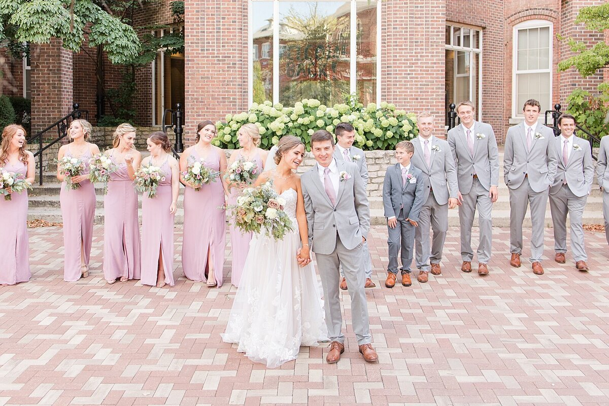 Kara Webster Photography | Meredith & Tyler | University Of Dayton Marriott Wedding Photographer_0053