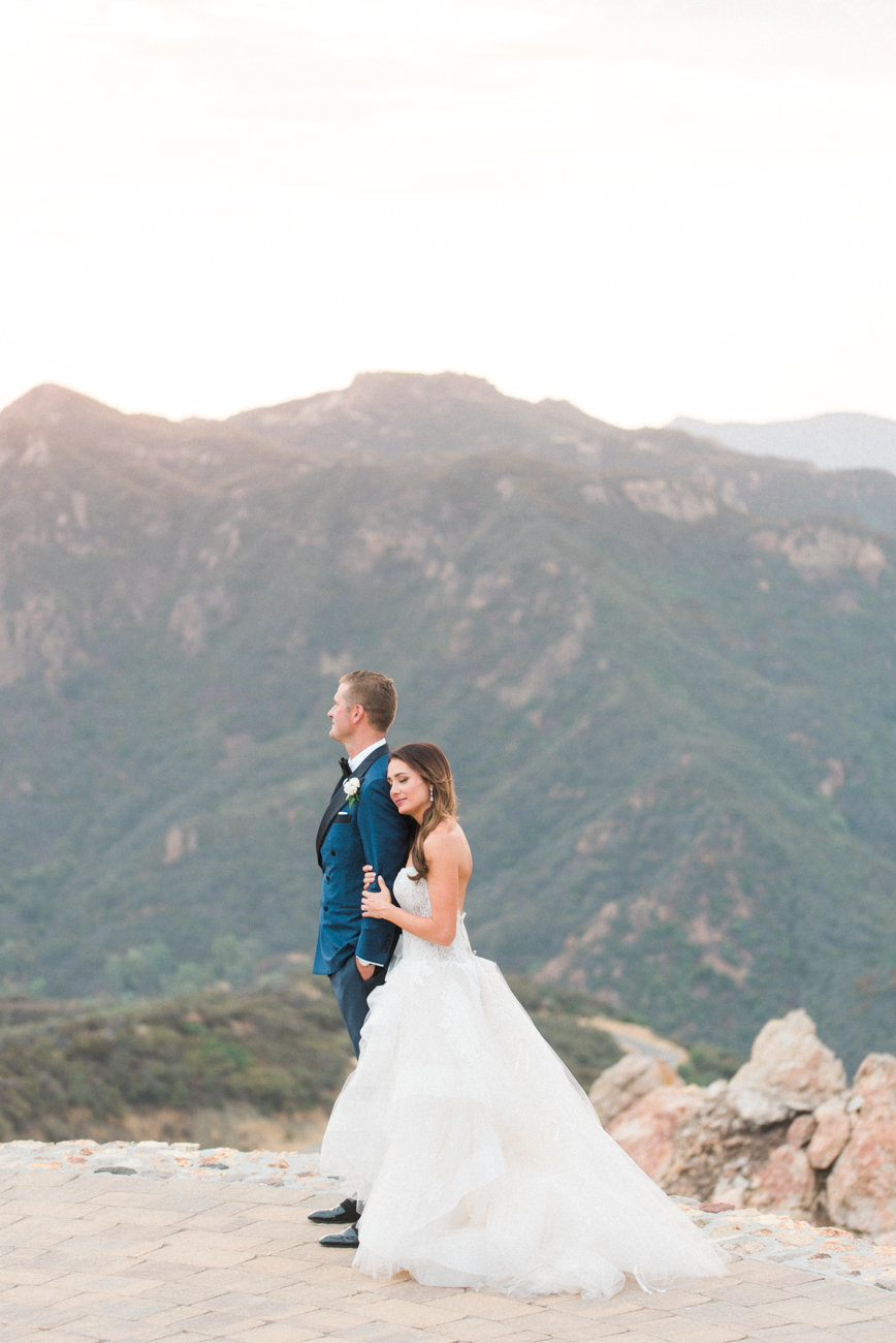 Malibu Rocky Oaks Wedding Fine Art Photographer _ Hello Blue Photo -2