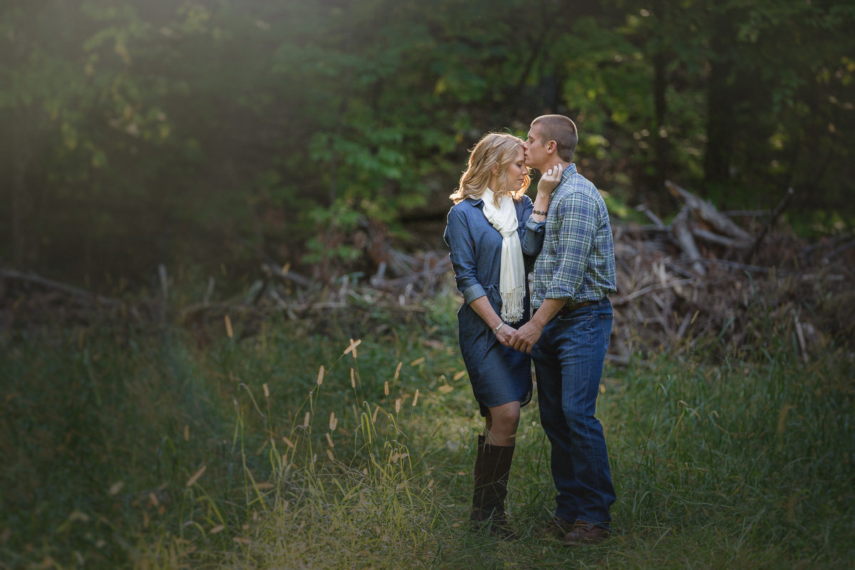 Lake George Engagement Session