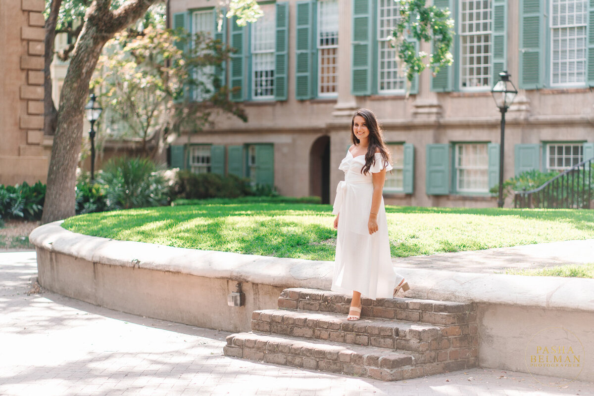 College of Charleston Senior Portraits by Pasha Belman Photography-9