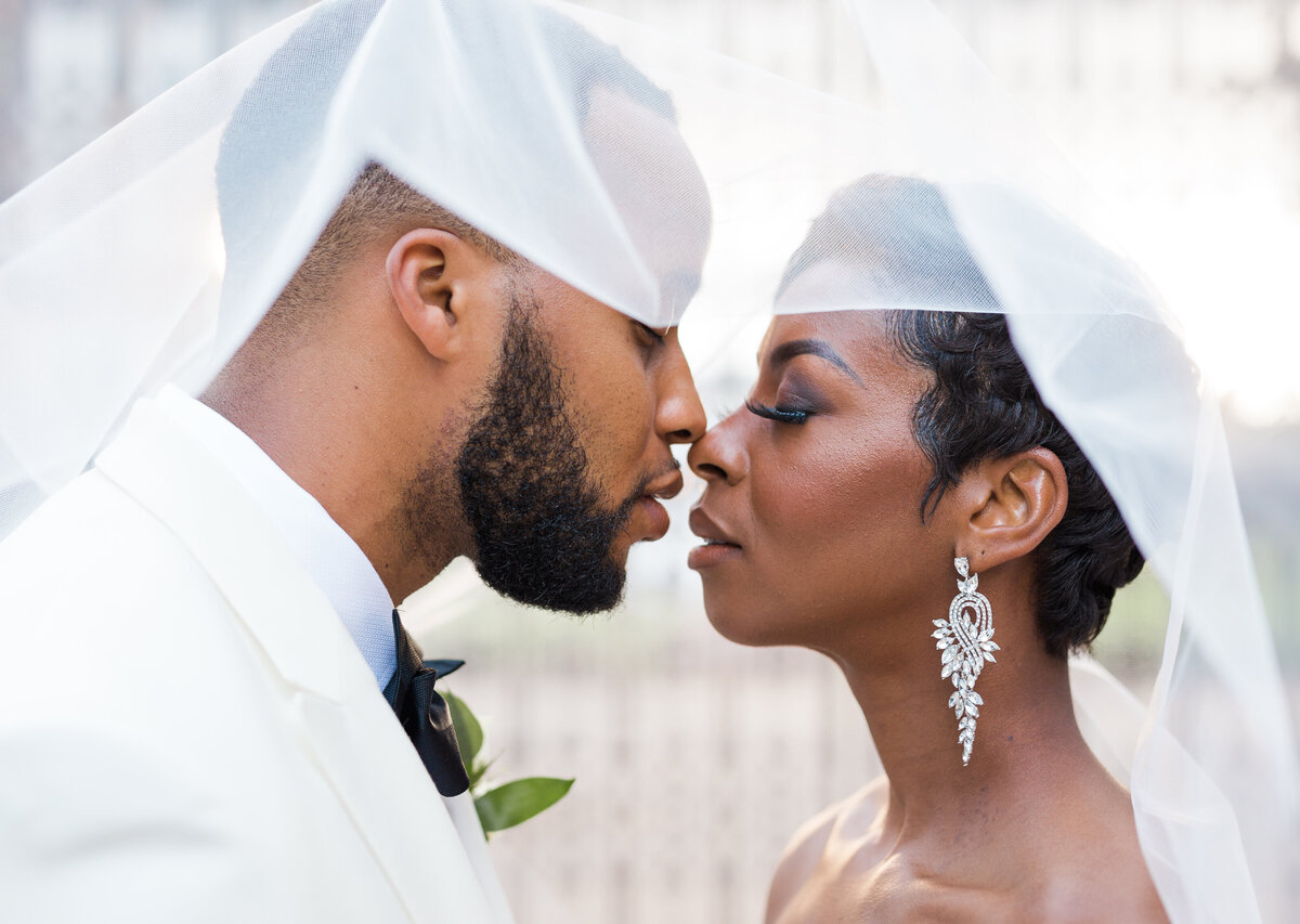 Black wedding photographer in Charlotte NC
