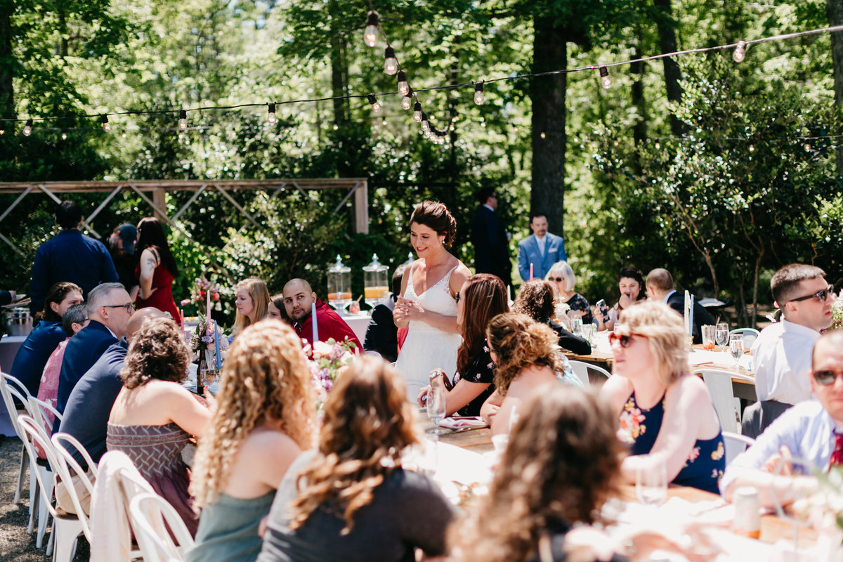 Rebekah Senter Photography The Parlour Chapel Hill small Wedding