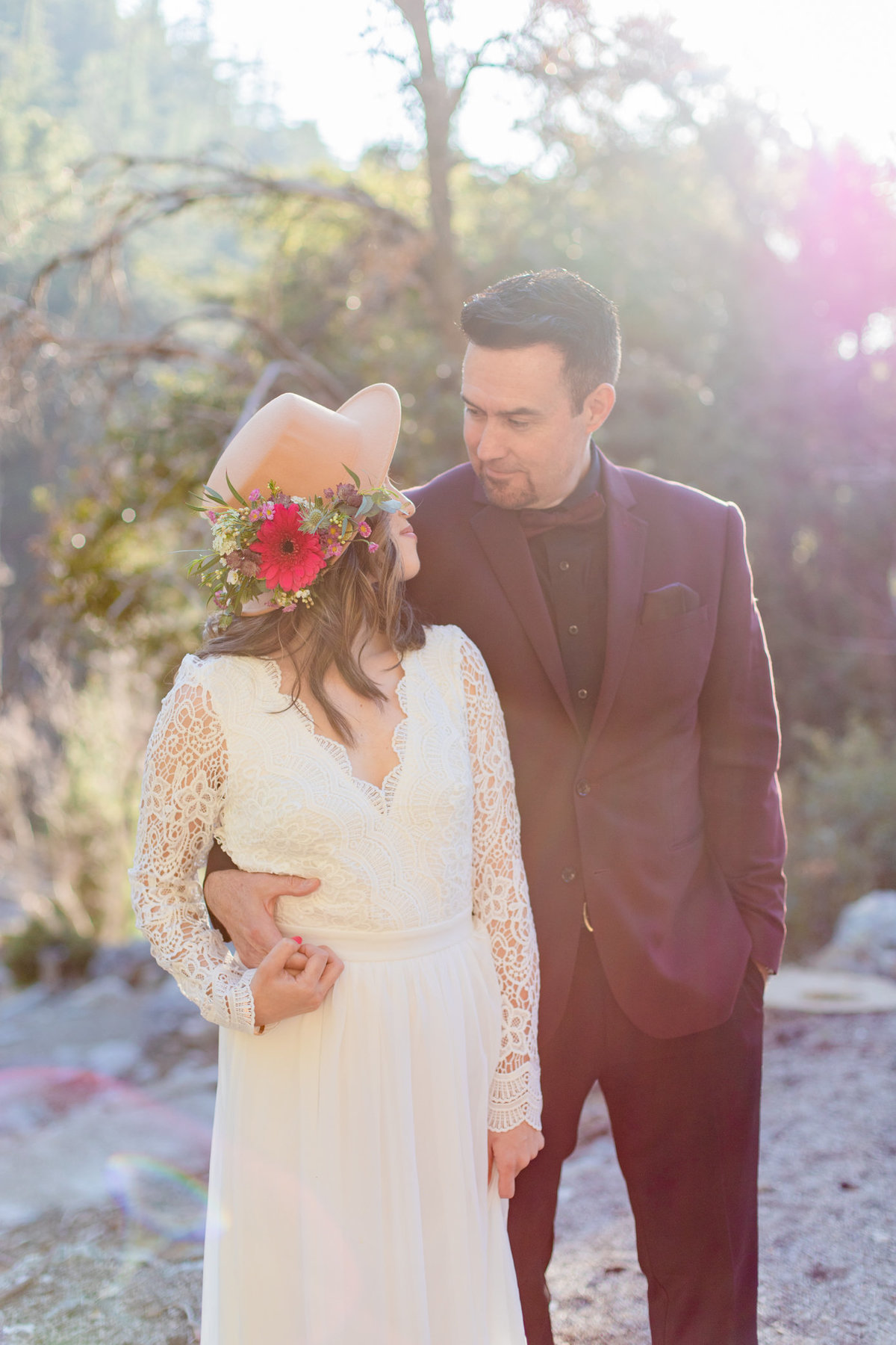 Mt. Baldy Elopement, Mt. Baldy Styled Shoot, Mt. Baldy Wedding, Forest Elopement, Forest Wedding, Boho Wedding, Boho Elopement, Mt. Baldy Boho, Forest Boho, Woodland Boho-22