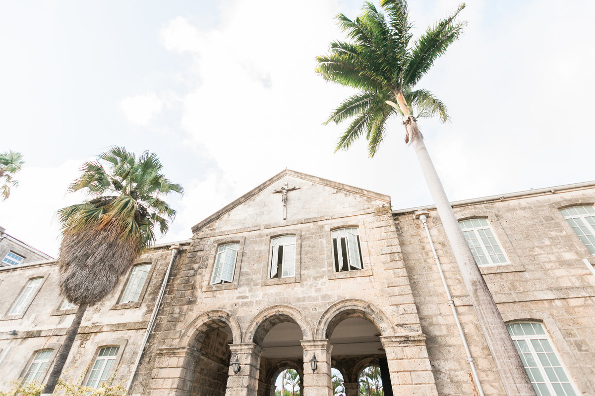 Codrington College, historical wedding venue in Barbados