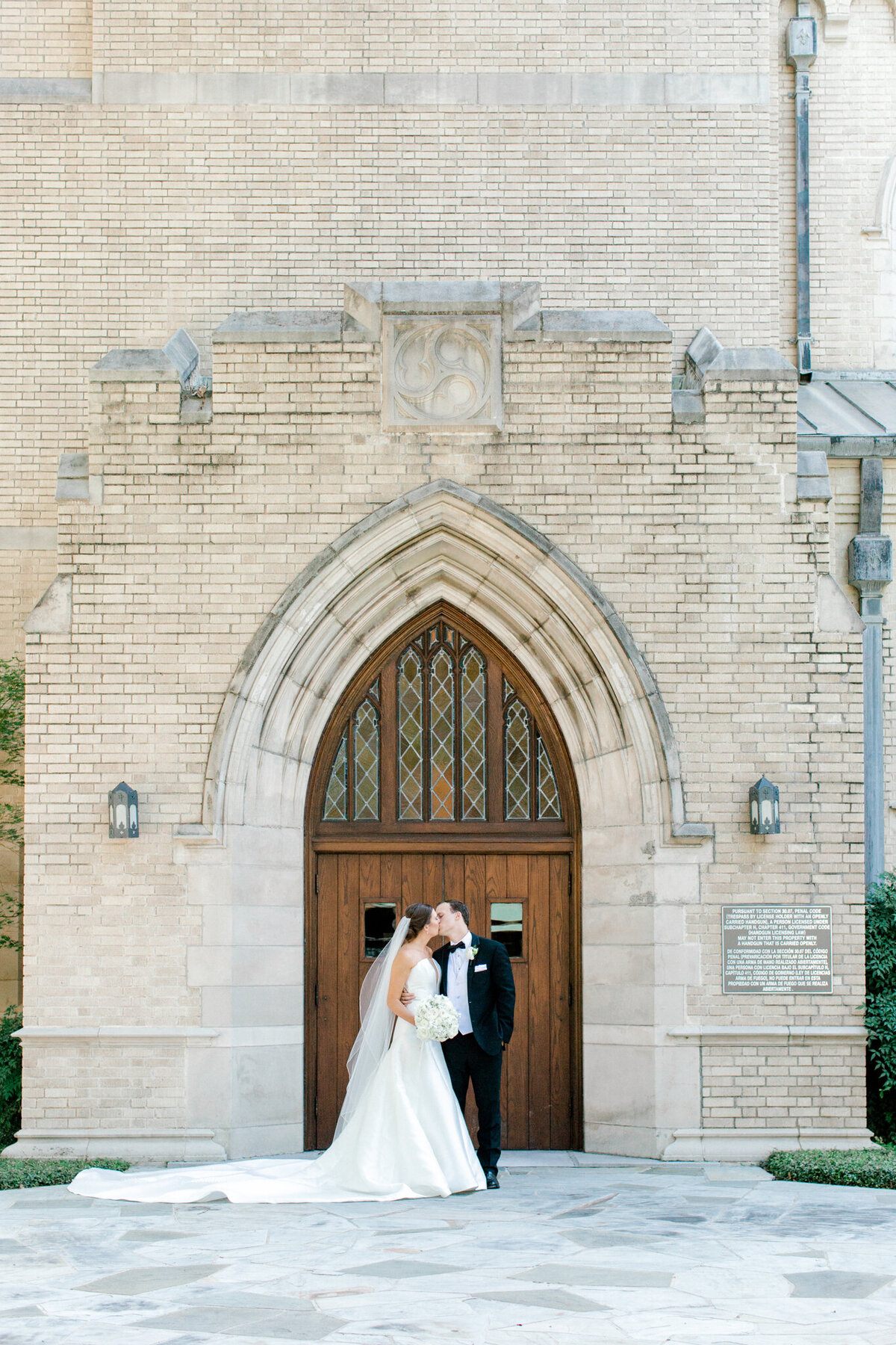 Wedding at the Crescent Court Hotel and Highland Park United Methodist Church in Dallas | Sami Kathryn Photography | DFW Wedding Photographer-136