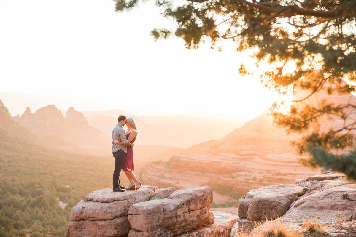 Sedona Engagement Photography