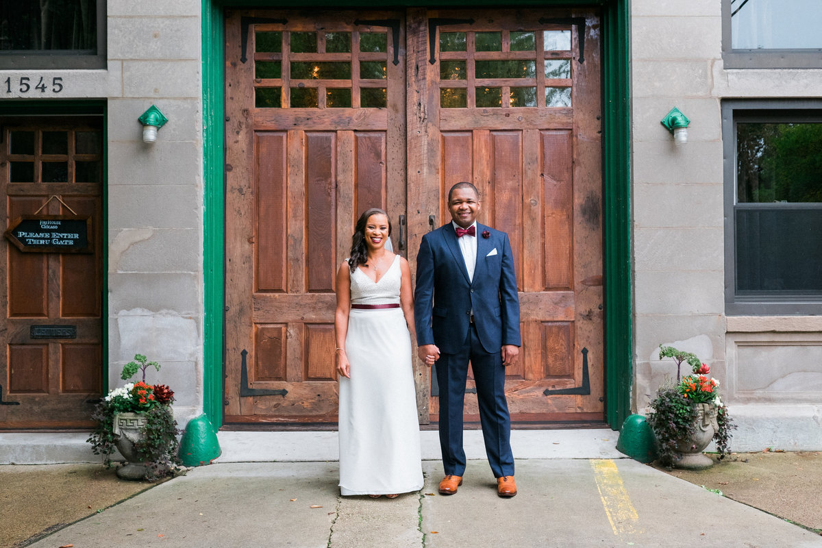 The Fire House Chicago, Chicago wedding photographer
