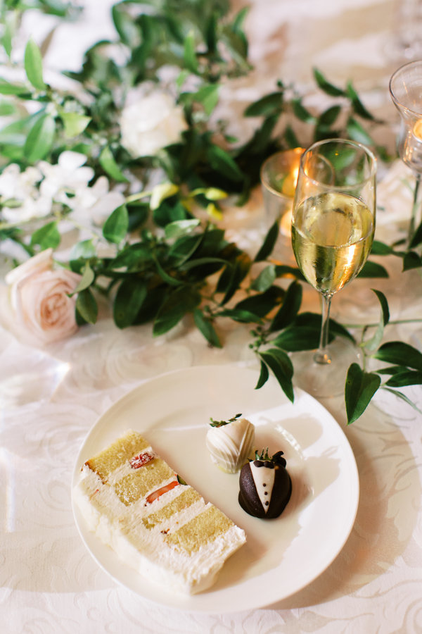 Bride-Groom-Chocolate-Strawberries-Champagne-Congressional-Country-Club.