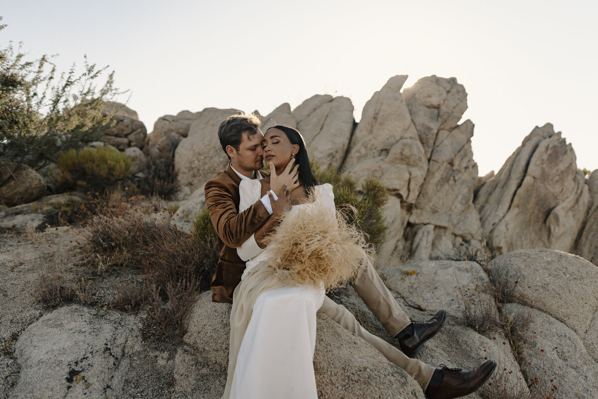 Joshua Tree Elopement - Aysia_Brandon193