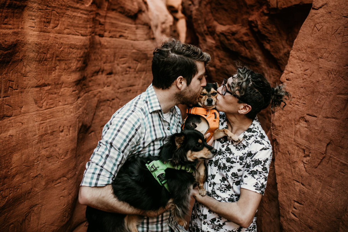 Red-Rock-Same-Sex-Couple-LGBTQ-Engagement-Photos-2