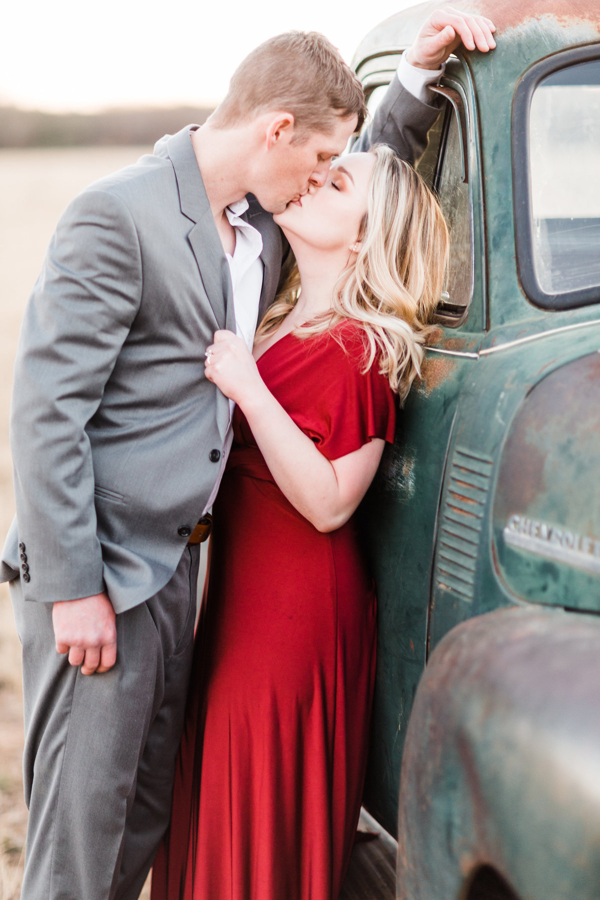 Morelock Ranch Brownwood Texas Engagement Session