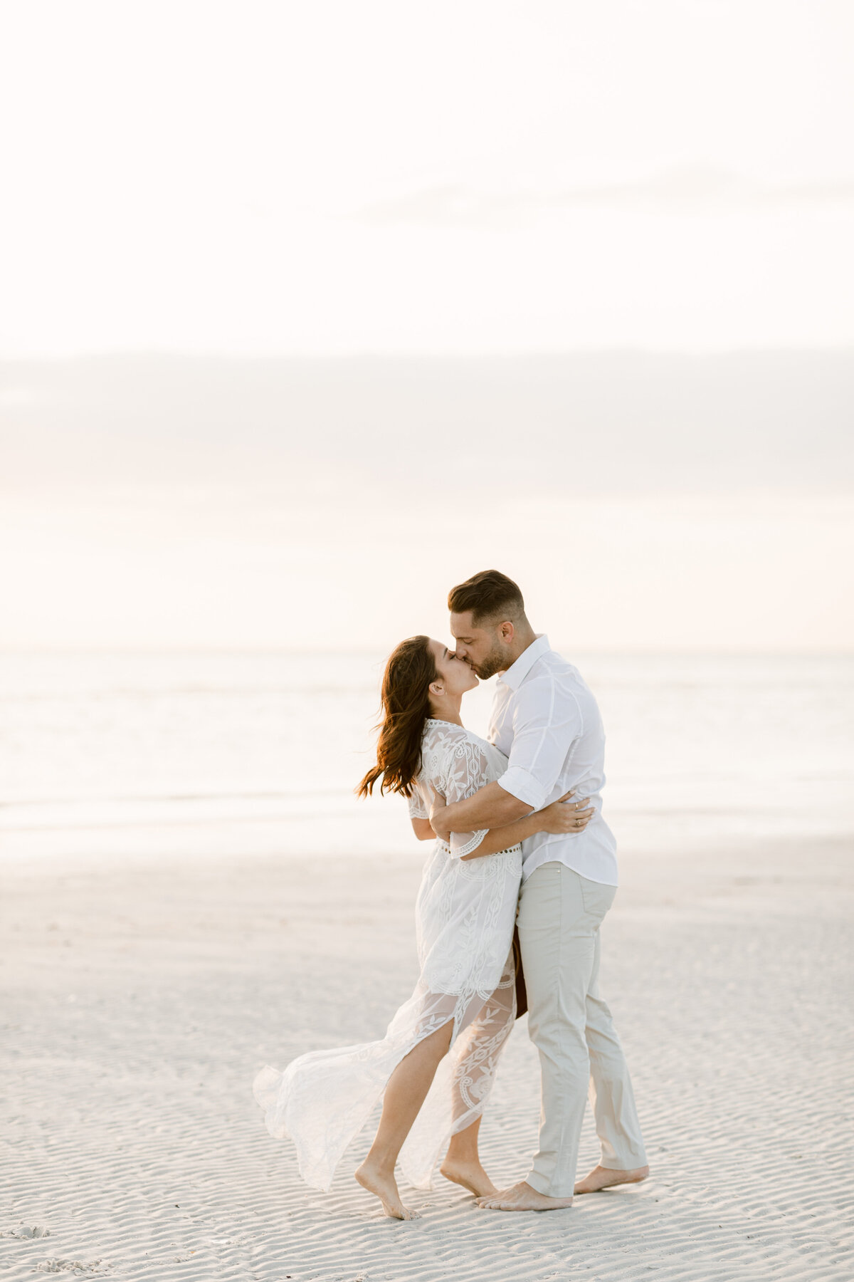 Beach Elopement in Saint Petersburg, Florida 35