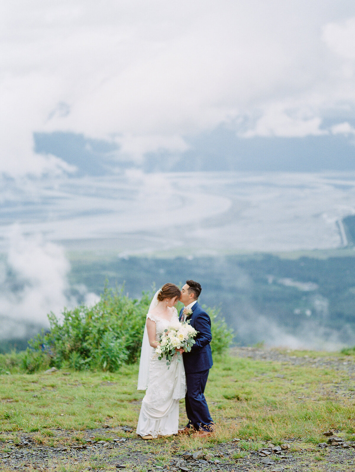 Alyeska Resort wedding photographer