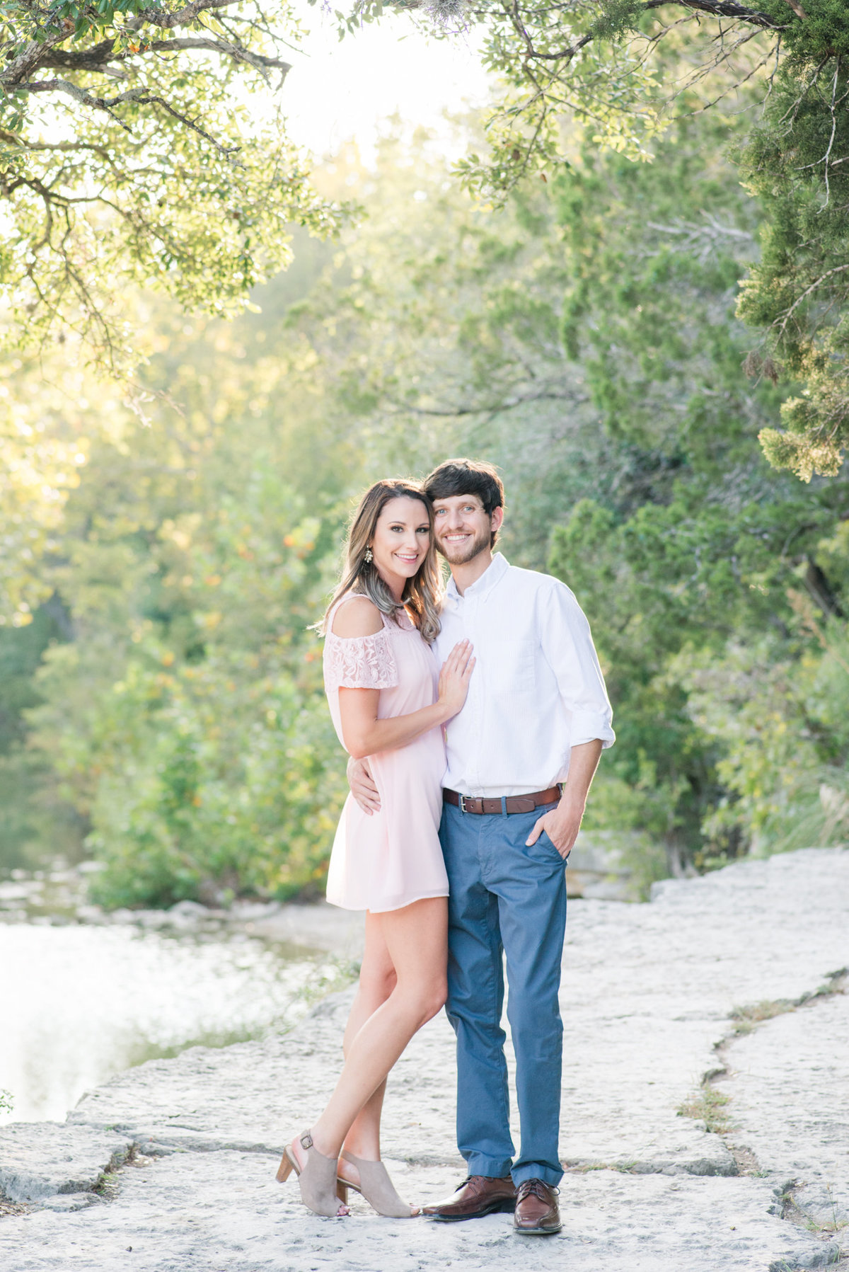 Engagement Session at Bull Creek-8