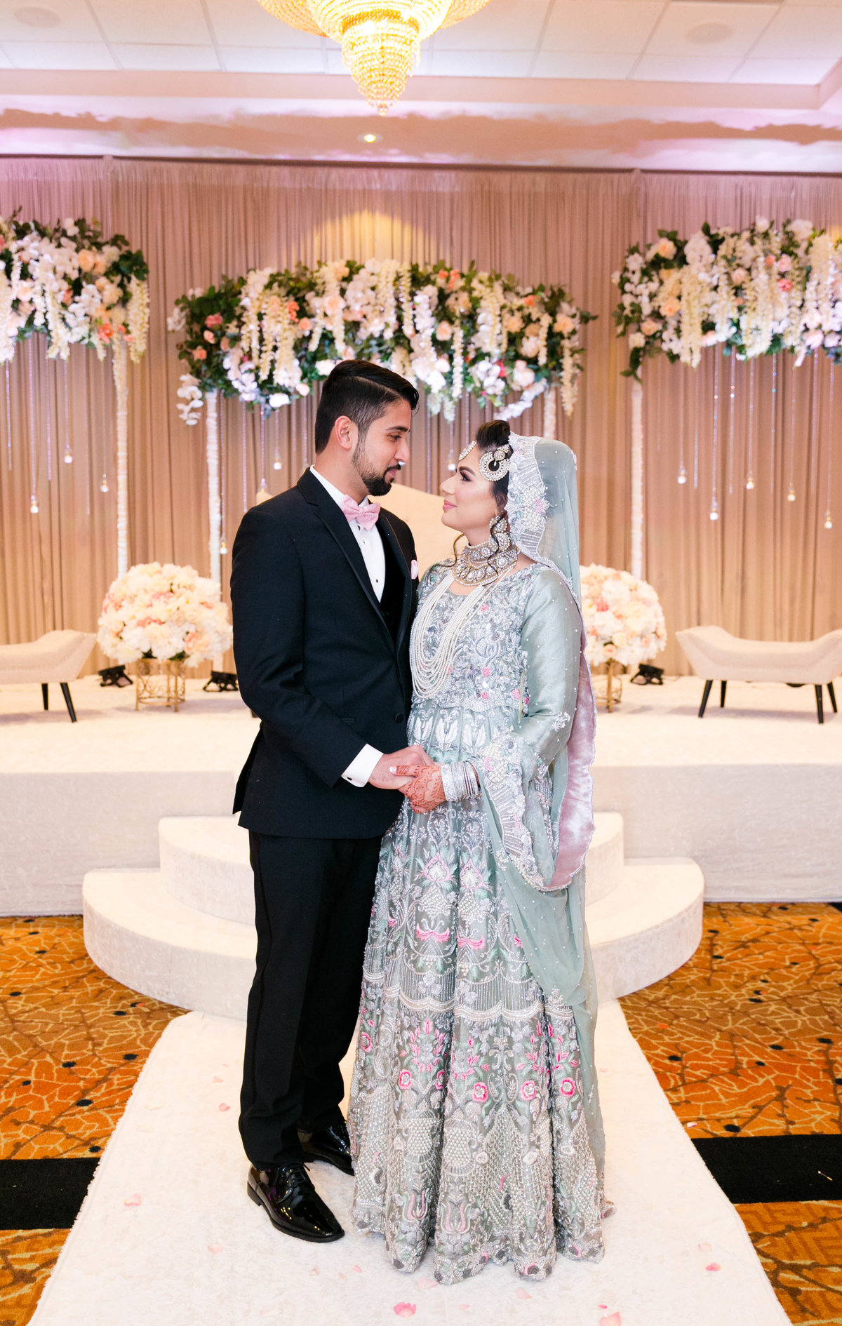 Shireen and Shabaz - Wedding Portraits -74