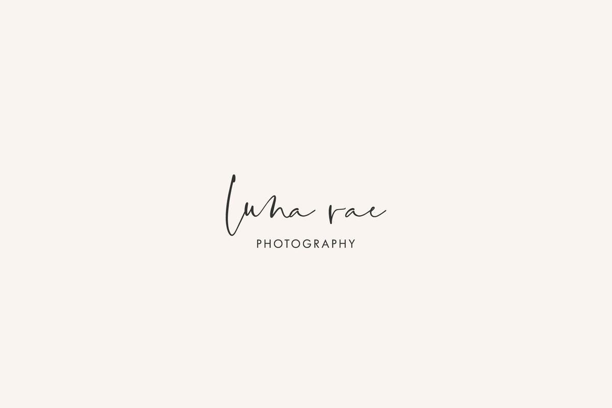 Luna Rae Eclectic Pre-Made Brand for Creatives