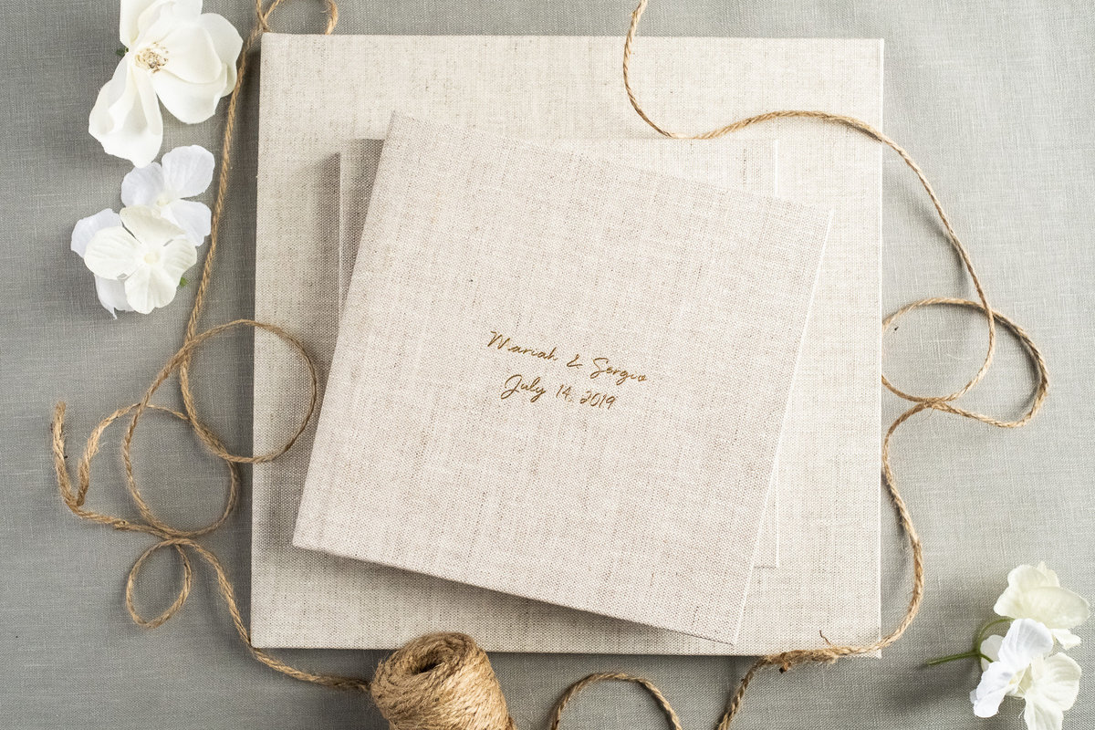 Linen Photo Books-1