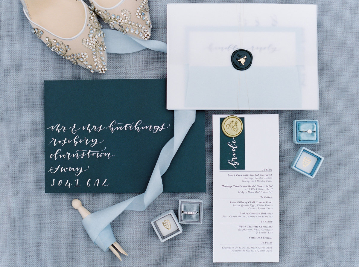 Luxury Wedding Invitations Wedding Stylist