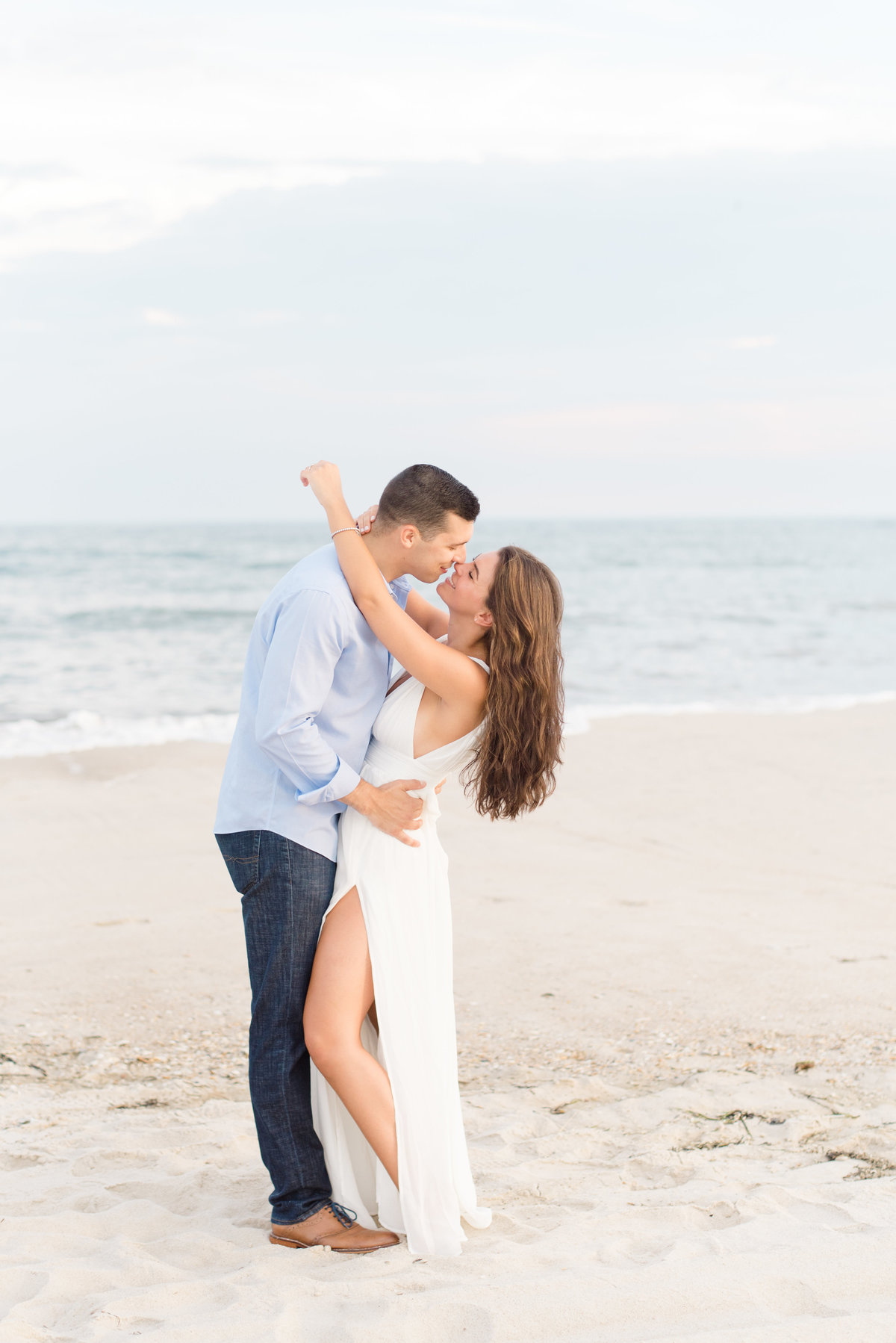 engagement-photography-candid-beach-long-island-ny-jennifer-Lam-Photo