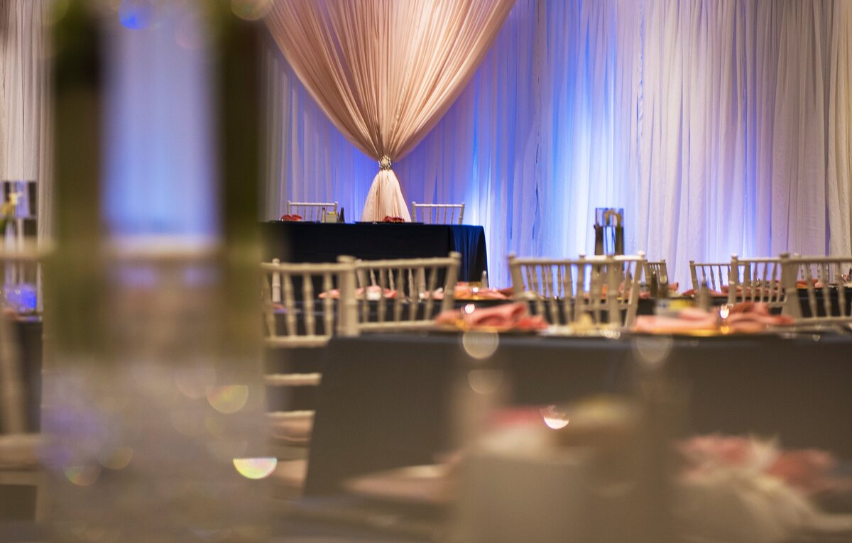 wedding decor and backdrops in Maryland