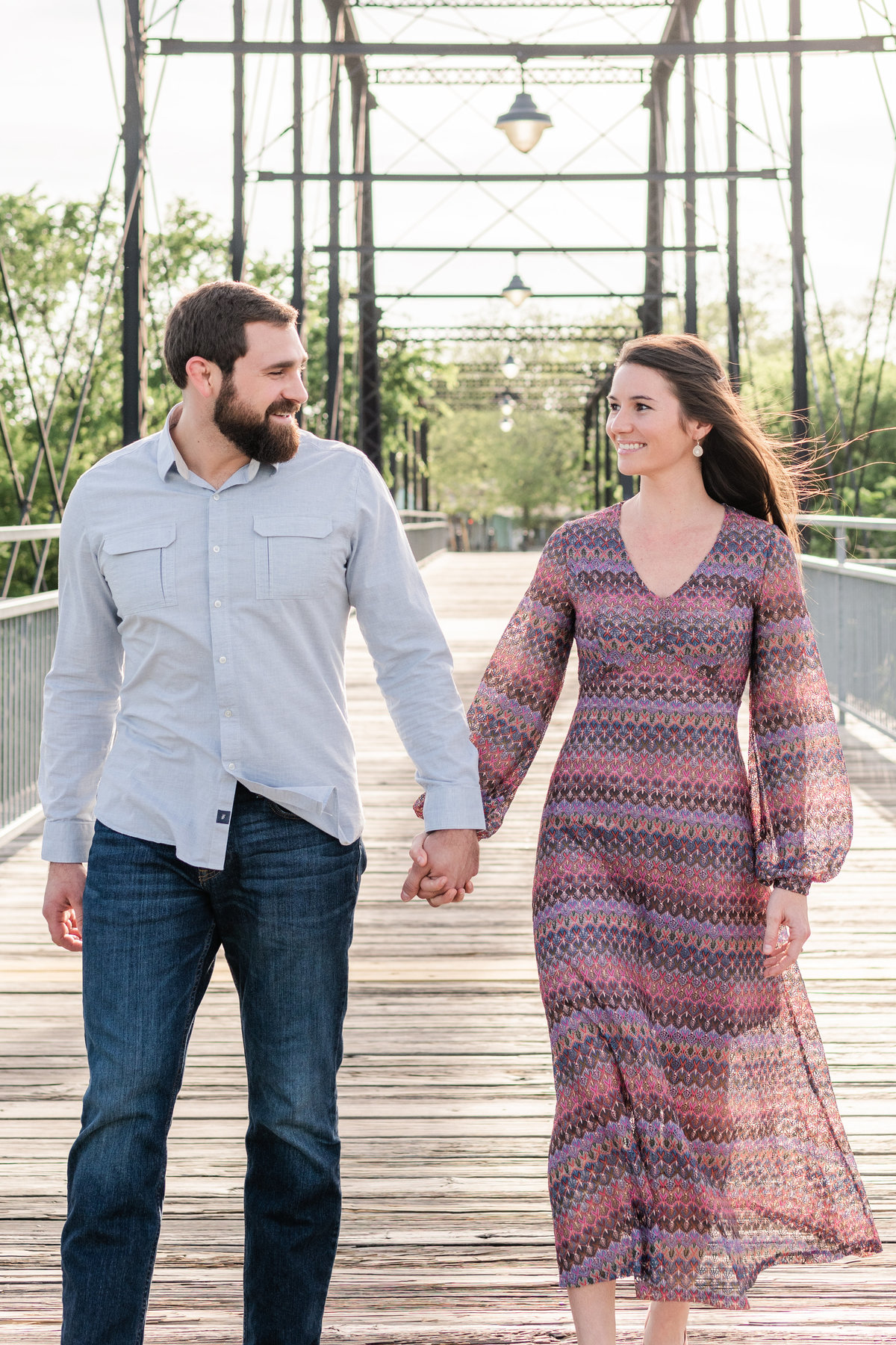 Faust Street Engagement | Holly + Cristian 005