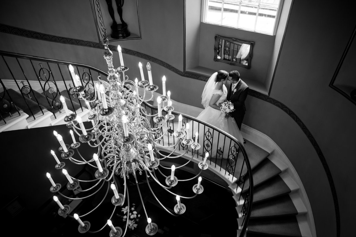 winter wedding at mount somerset
