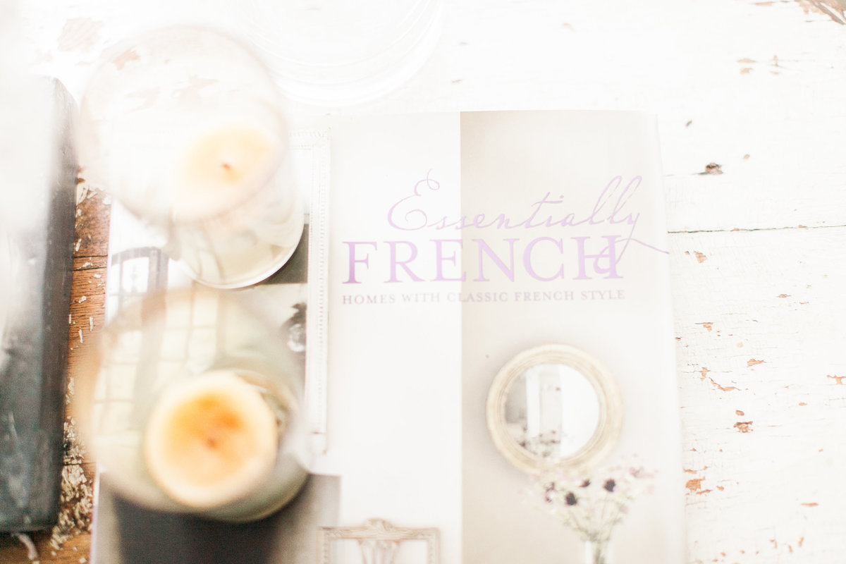 Essentially French Style Book