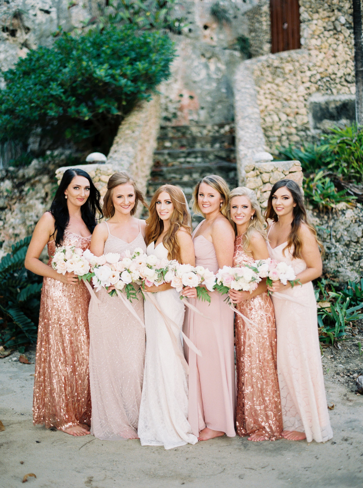 Dominican Republic Wedding - Mary Claire Photography-18