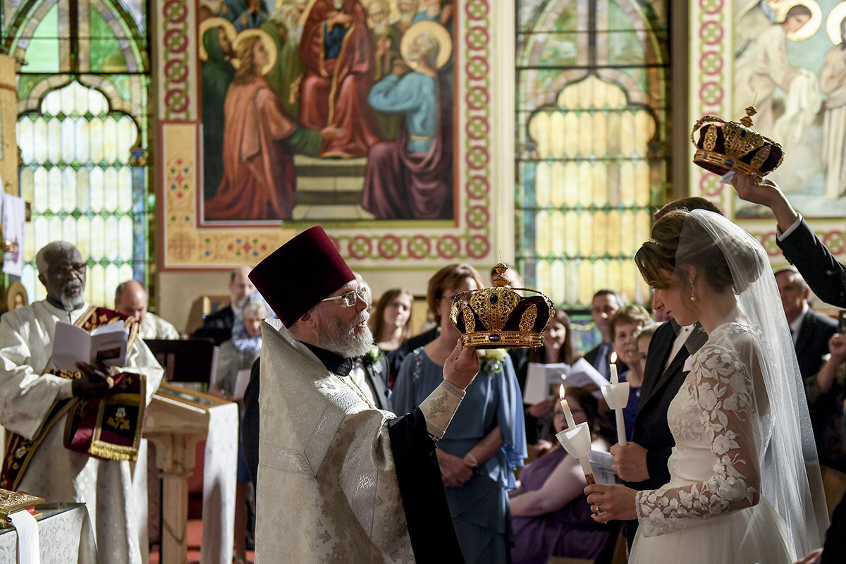Russian orthodox Wedding  by Washington DC Wedding Photographer, Erin TEtterton Photography