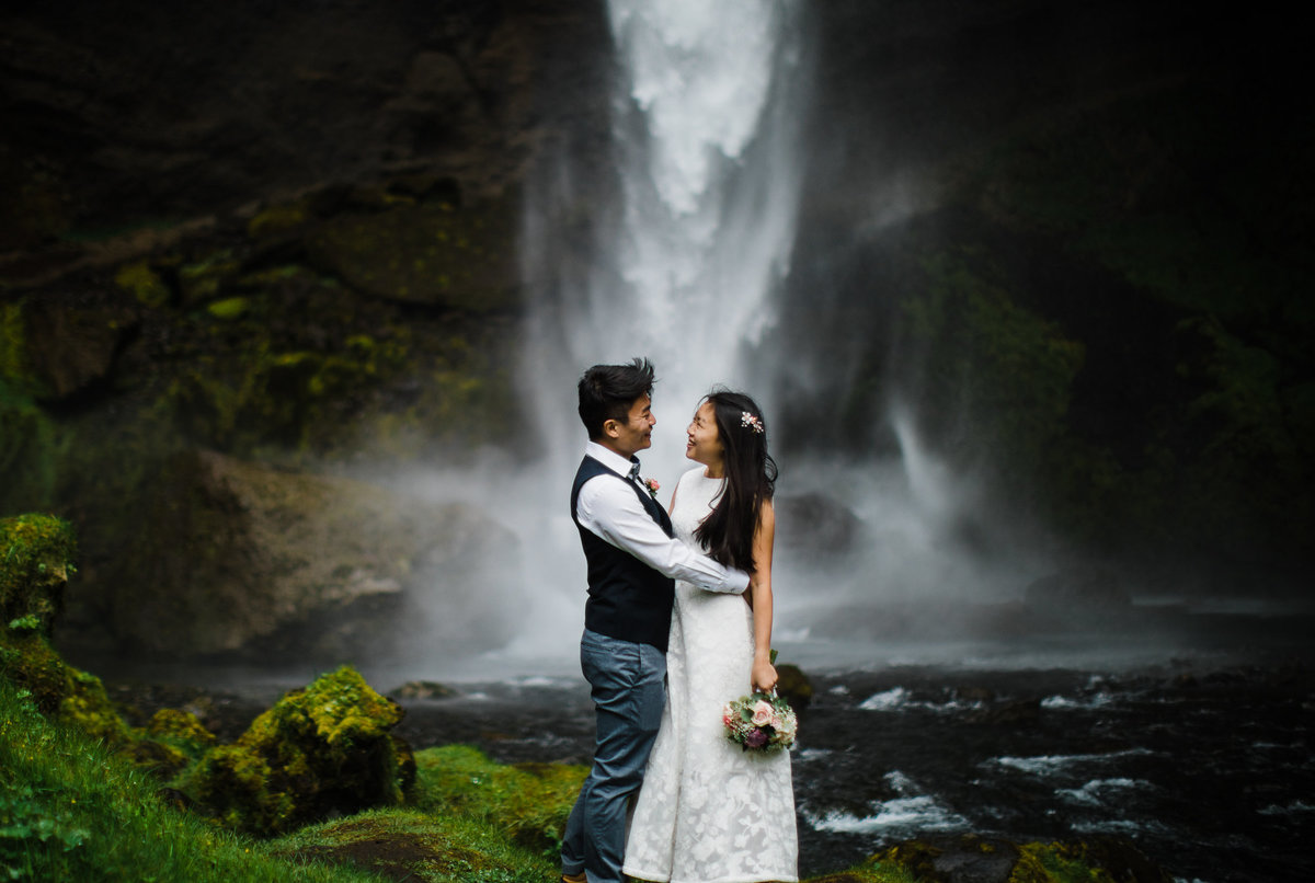 Bing and Tai Tai's Iceland Elopement-4
