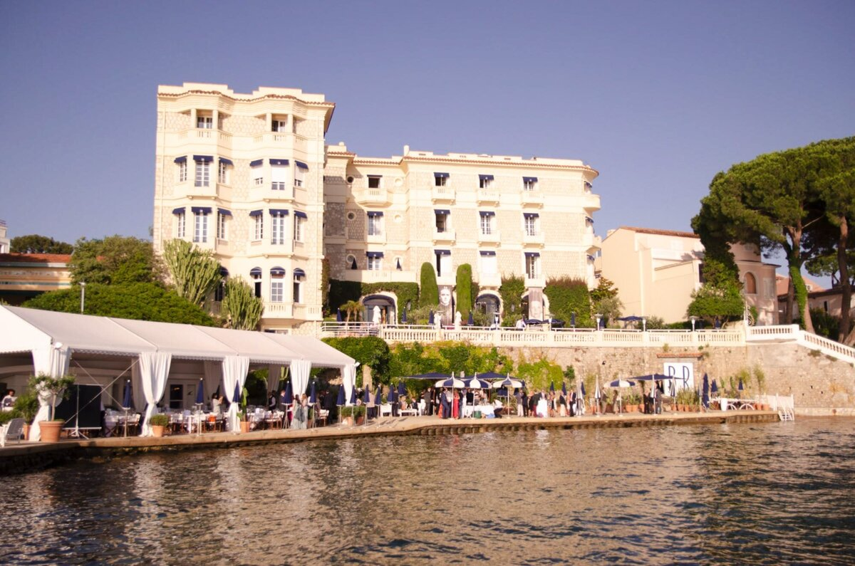 Hotel Belles Rives Wedding