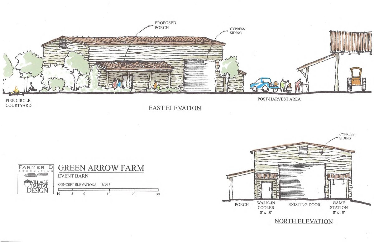 GREEN ARROW FARM EVENT BARN