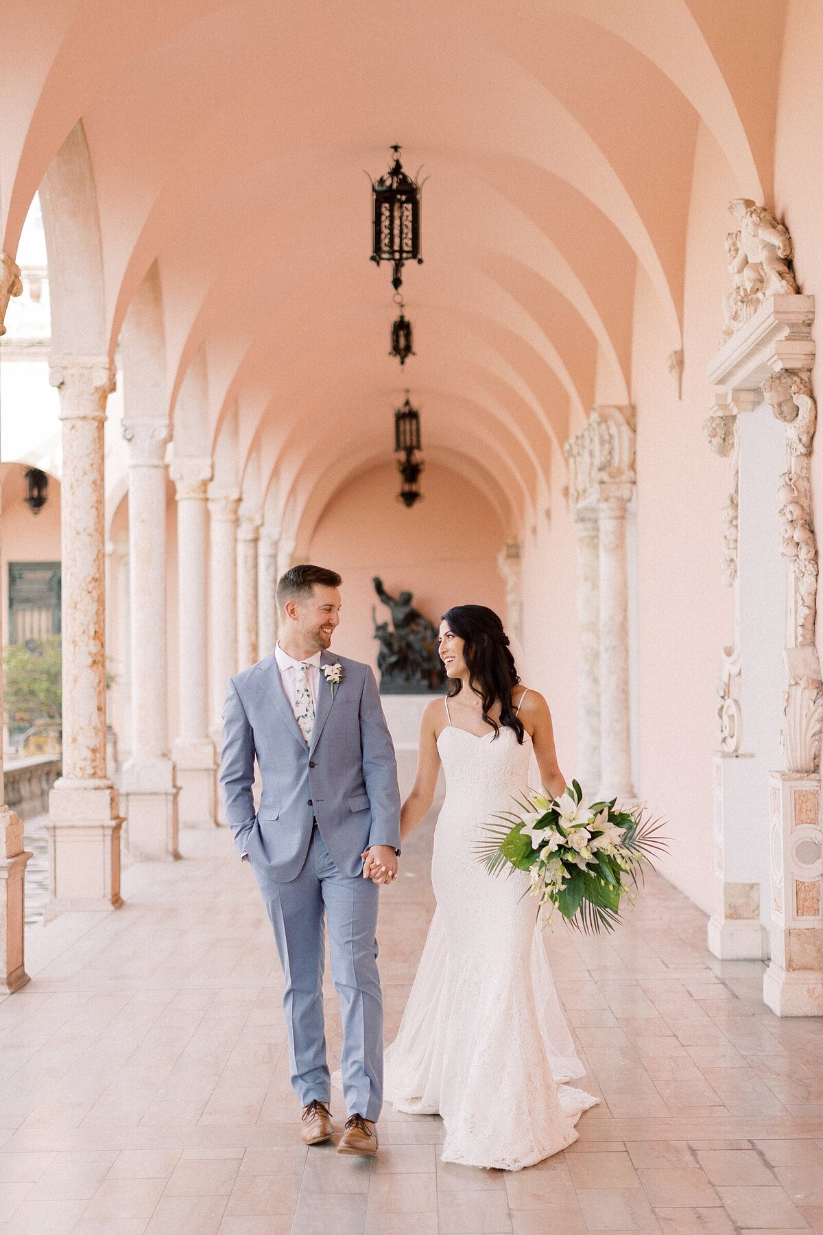 Williams-Siesta Key Florida Ringling Museum Wedding Casie Marie Photography-307