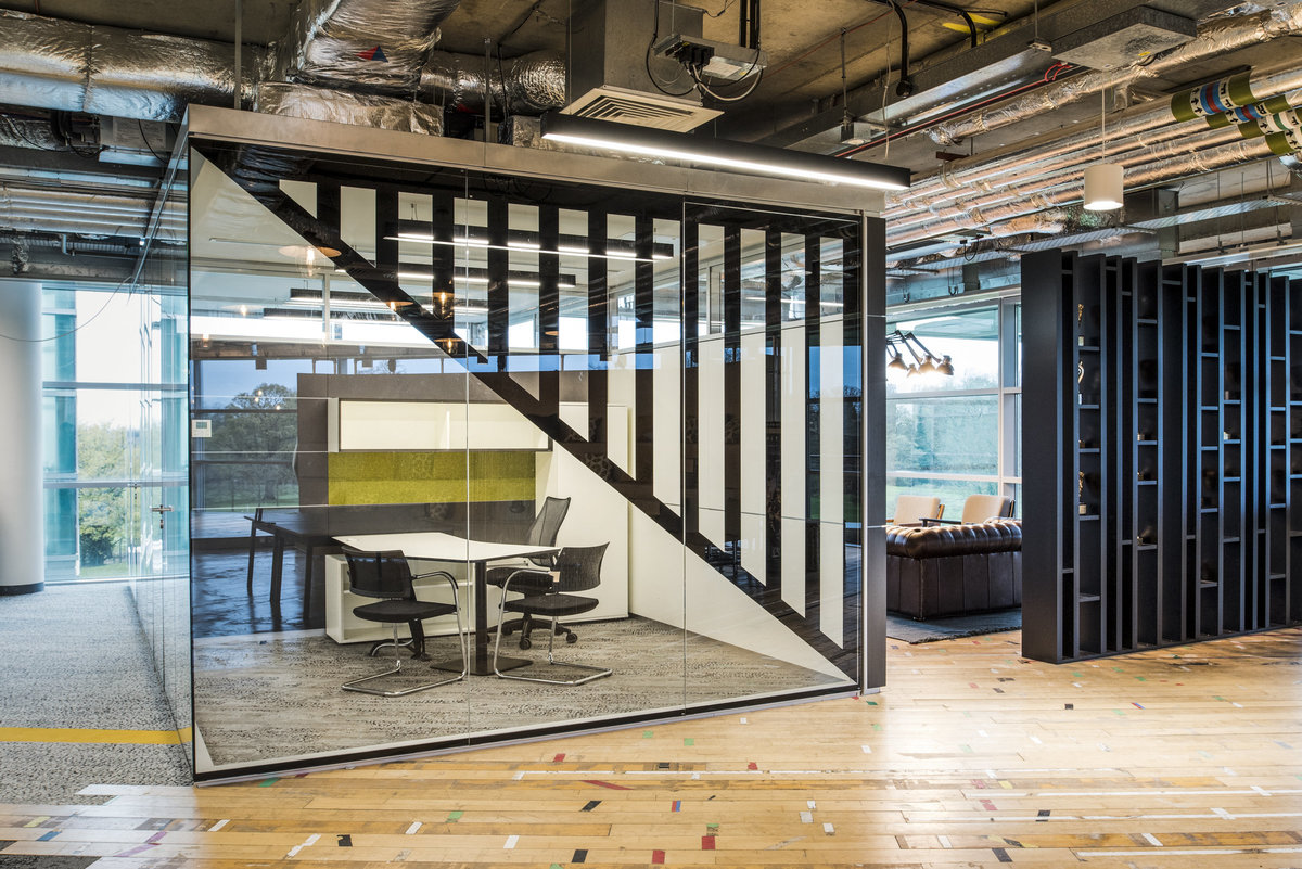 office interior London