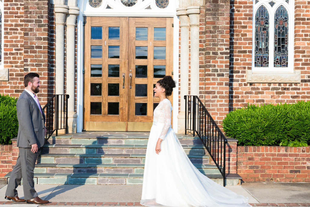 Claudia + Zack Belmont Abbey Elopement_ Mane and Grace Photography (4 of 13)