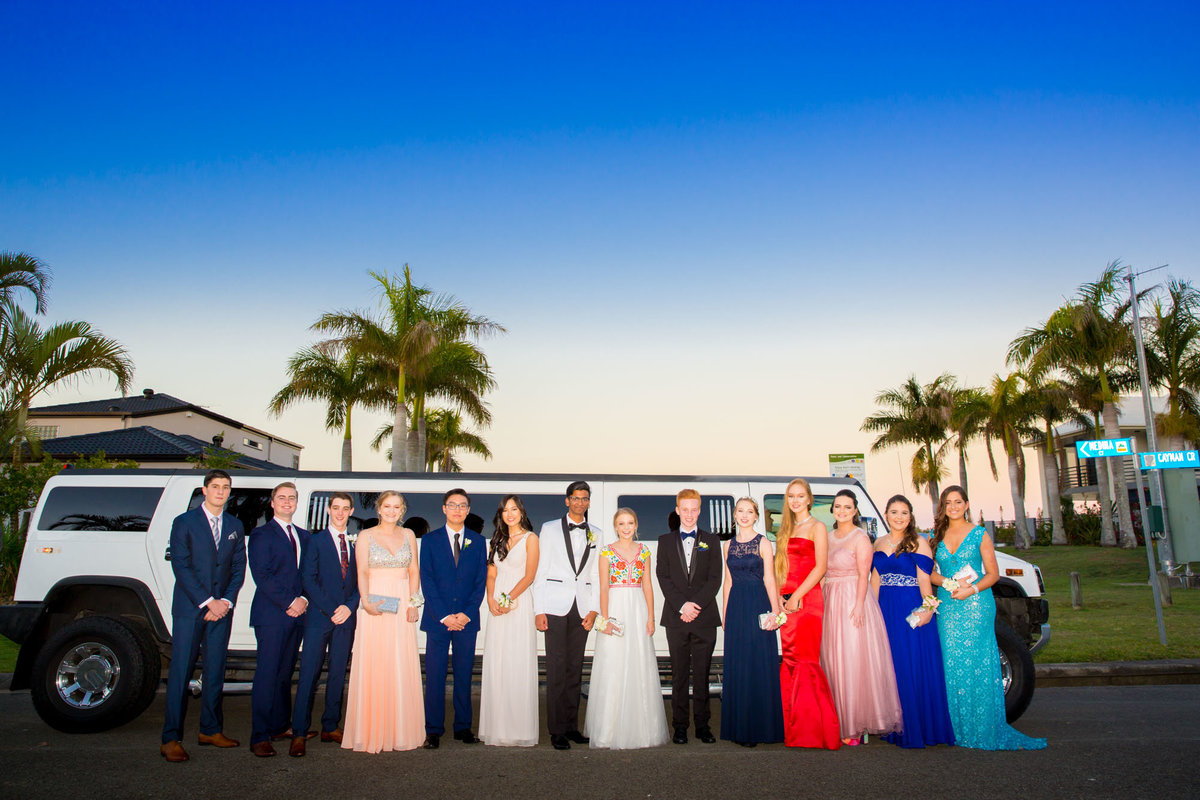 St Joseph's College Pre Formal Photographer