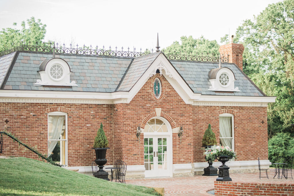 Lynwood Estate - Luxury Kentucky Wedding Venue - Historic Property 00016