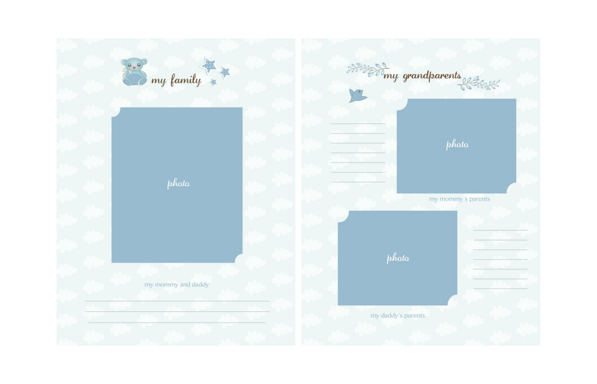 Baby-Book-Pages-Blue-6-7